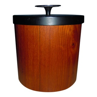 Laurids Lonborg Danish Teak Ice Bucket