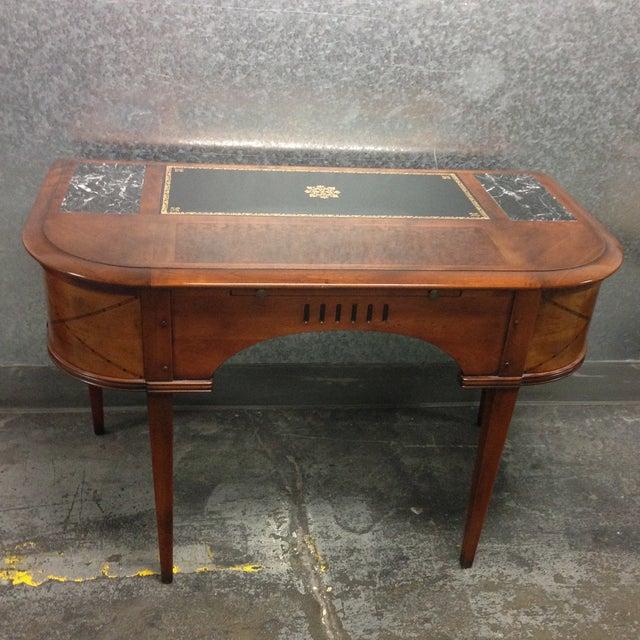 Antique Style Desk - Image 2 of 10