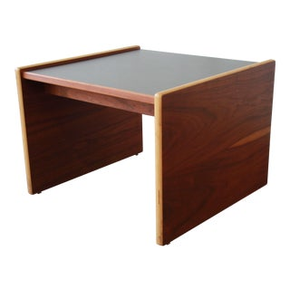 Jens Risom Mid-Century Modern Side Table or Bench