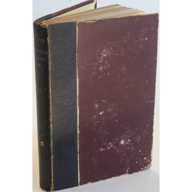 "Ik Marvel ""Reveries of a Bachelor"" 1884 Book - Image 2 of 4"
