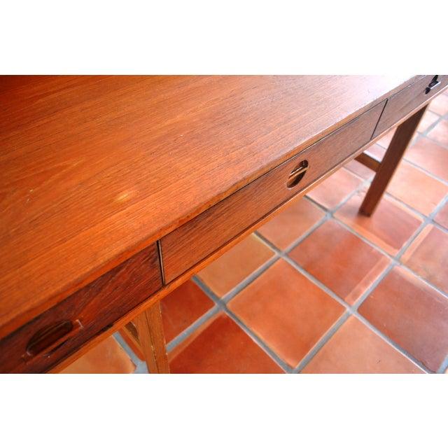 Jens Quistgaard for Lovig Flip-Top Desk - Image 6 of 11