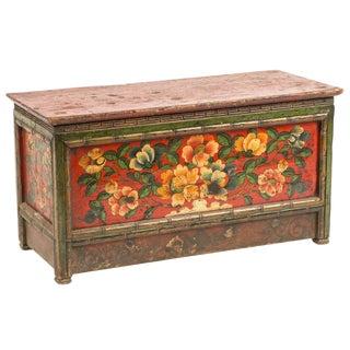 Petite Floral Altar Dresser Table
