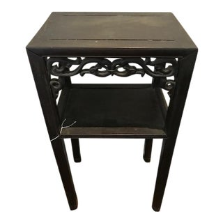 Antique Asian Side Table