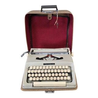 Vintage Maritsa 12 Typewriter & Case