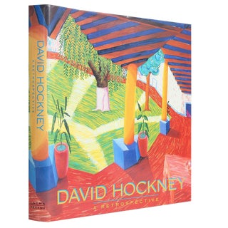David Hockney: A Retrospective by Maurice Tuchman and Stephanie Barron