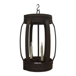 20th Century Industrial Lantern