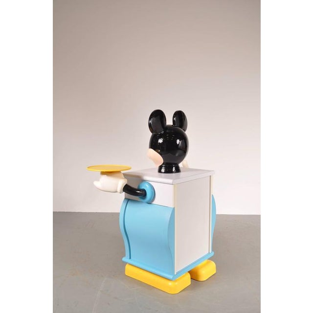 Image of Mickey Mouse Cabinet by Pierre Colleu for Starform, France, circa 1980