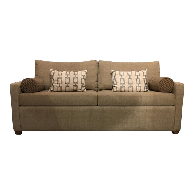 Queen Size Lazar Sleeper Sofa Chairish