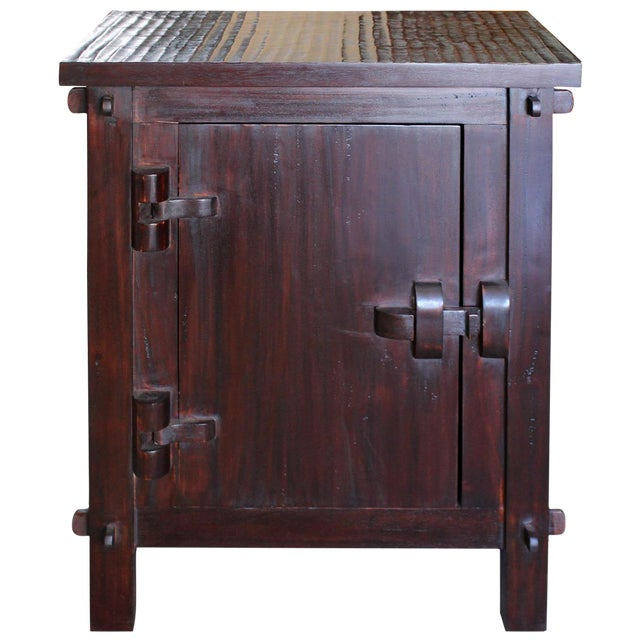 Japanese Shinto Side Chest - Image 1 of 6