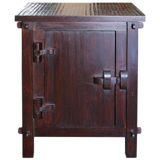 Japanese Shinto Side Chest
