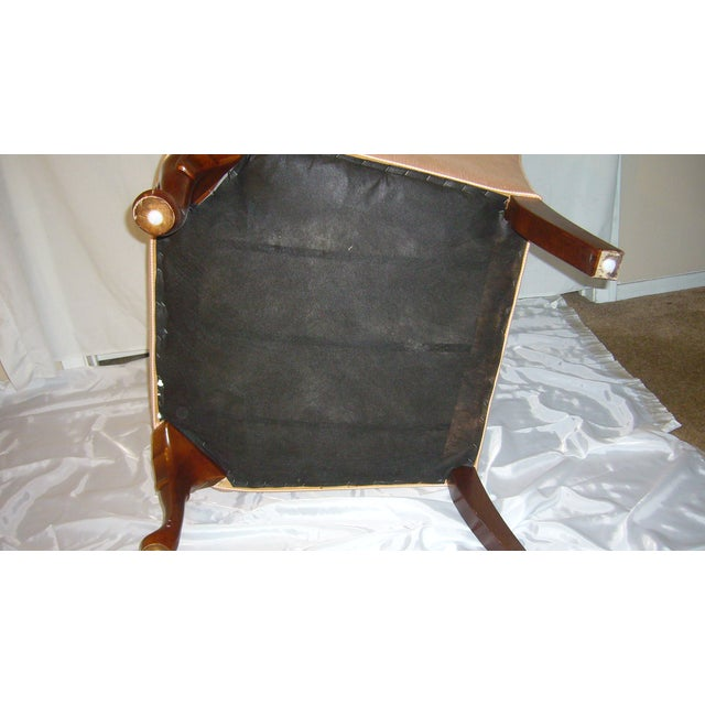 Bernhardt Wingback Chair - Image 7 of 8