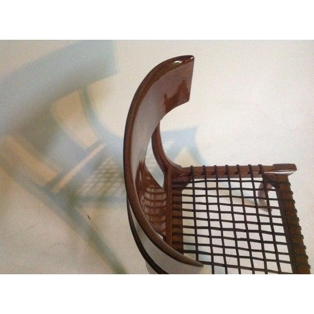 Modern Klismos Chair: Mid Century Modern Style Klismos Dining Chair