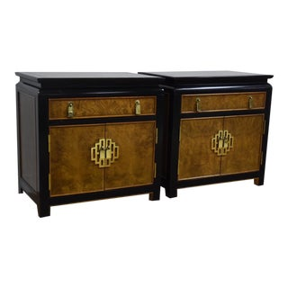 Century Furniture Chin Hua Nightstands - A Pair
