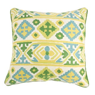 Moroccan Crewel Pillow
