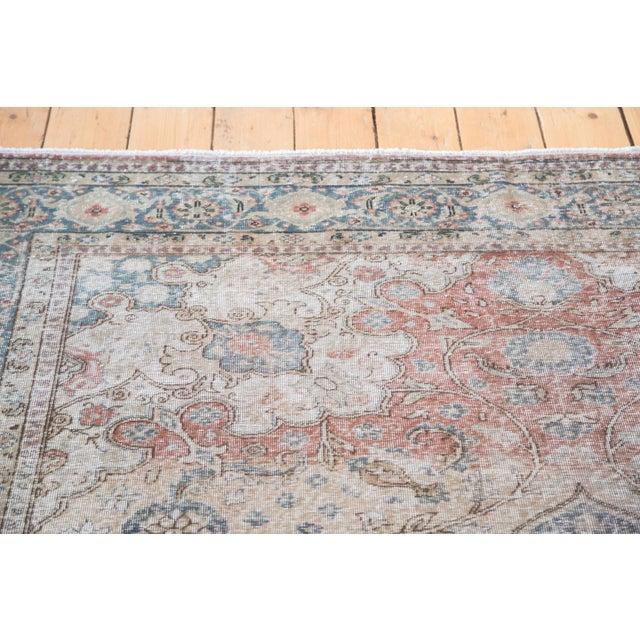 """Distressed Kaisary Carpet - 6'8"""" X 9'5"""" - Image 9 of 10"""