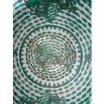 Image of Mammoth Chinese Emerald Dragon Bowl
