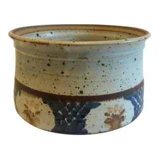 Earthenware Soup Tureen or Vase