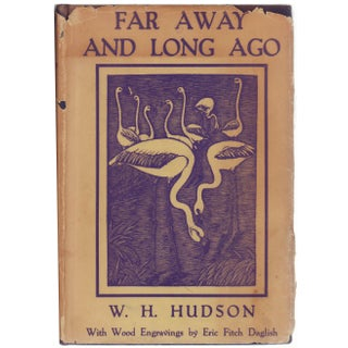 Far Away And Long Ago by WH Hudson
