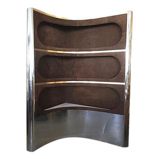 Pierre Cardin Style 70s Lighted Etagere