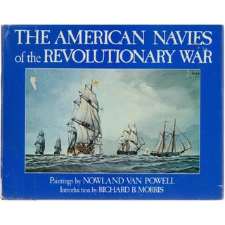 The American Navies of the Revolutionary War Book