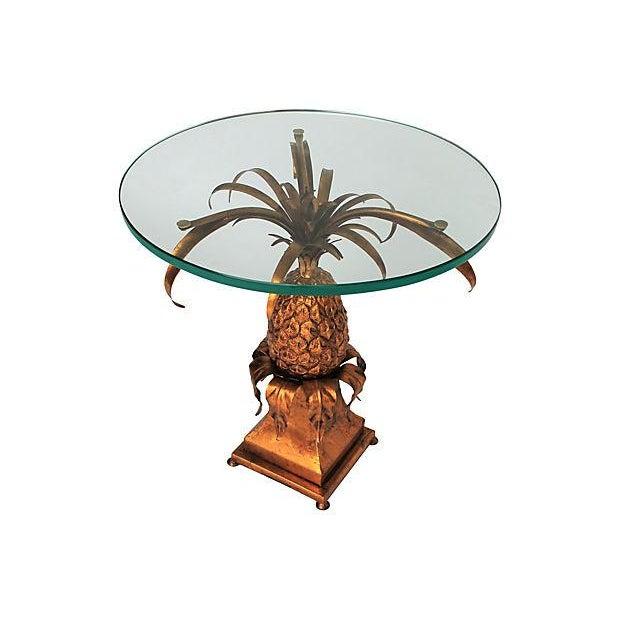 Image of Italian Pineapple Table