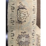 "Image of Bellwether Rugs Vintage Turkish Oushak Rug - 6'x9'5"""
