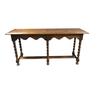 Ethan Allan Console Table