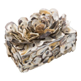 Mussel Shell Box