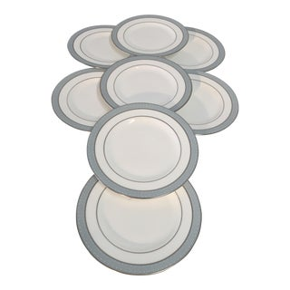 Royal Doulton Fine China Salad Plates - Set of 8