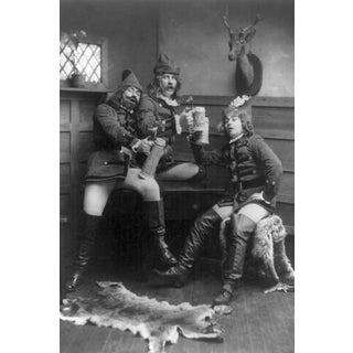 Late 1800's German Tavern Photograph