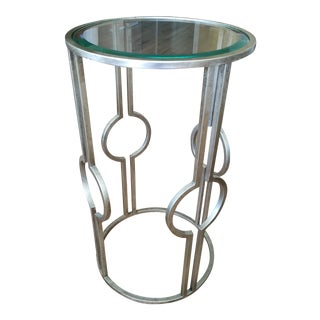 HD Buttercup Gold Side Table