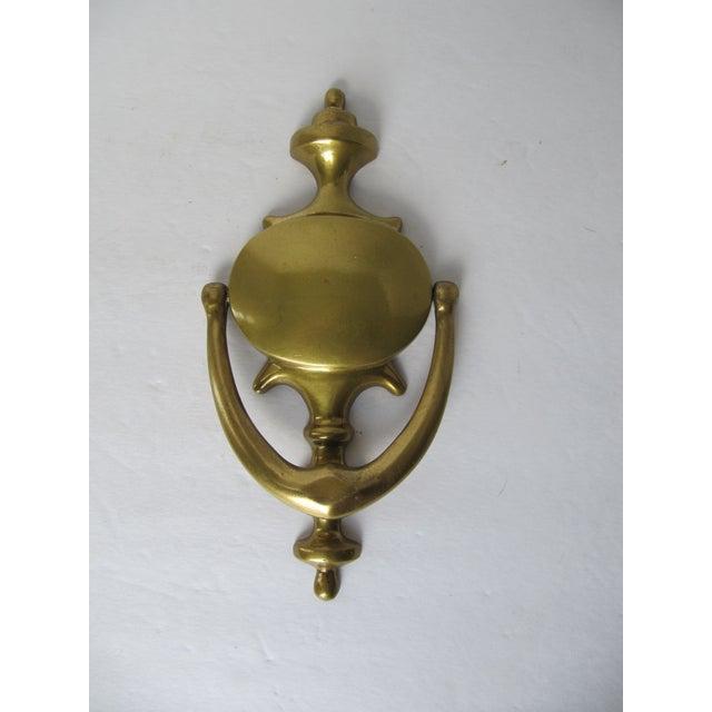 Image of Brass Door Knocker
