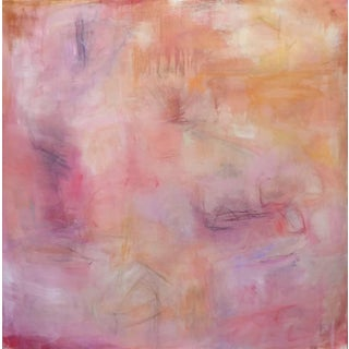 """First Blush"" Large Abstract by Trixie Pitts"