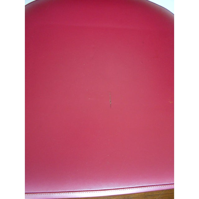 Pink Tufted Swivel Chair - Image 8 of 10