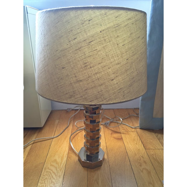 Vaughan Table Lamps & Shades - A Pair - Image 4 of 4