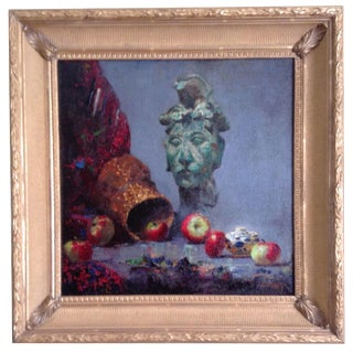 David C. Stewart Still Life Oil Painting