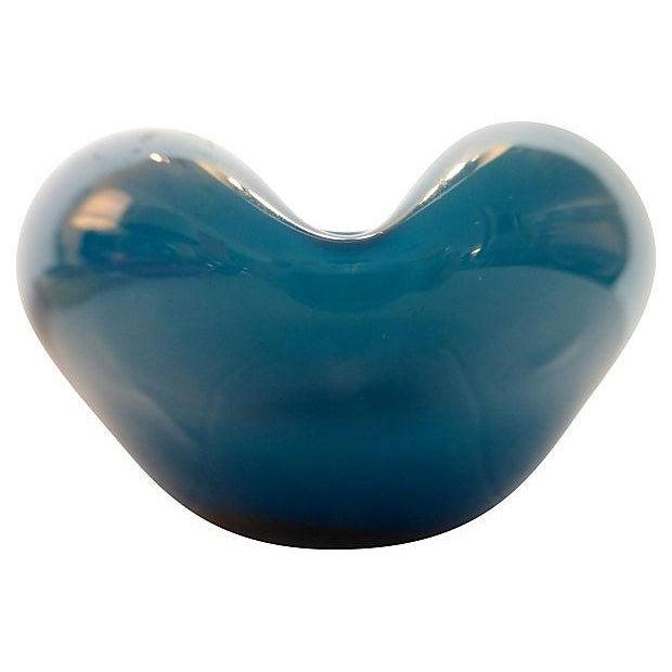 Blue Murano Glass Dish - Image 3 of 4