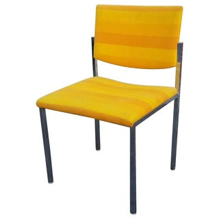 Steelcase Yellow Mid-Century Style Arm Chair