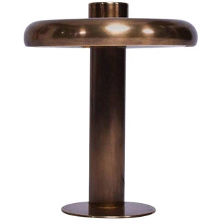 Koch & Lowy Brass Desk Table Lamp