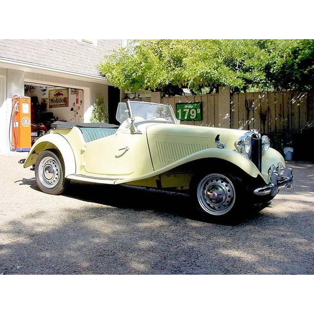 1953 MG-TD2 Fully Restored to Perfection British Sports Car As New. OFFERS. - Image 9 of 10