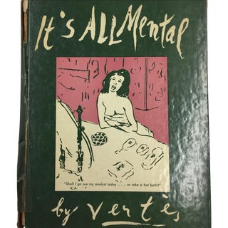 It's All Mental, Vintage Cartoons Sex Psychiatry