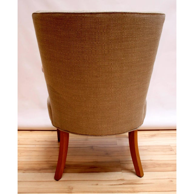 Mid-Century Modern Lounge Chairs - Pair - Image 6 of 10