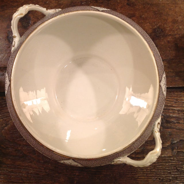 Transferware Serving Dishes - A Pair - Image 5 of 6
