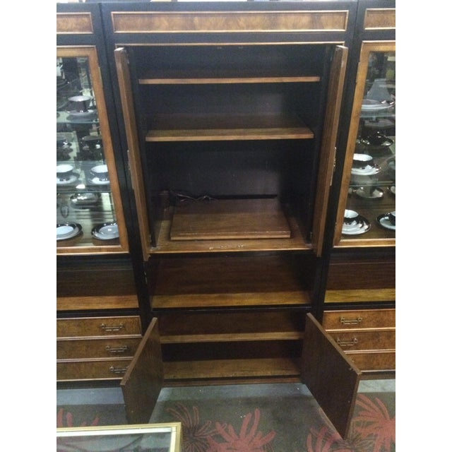 Century Asian-Style Entertainment Center Cabinet - Image 11 of 11