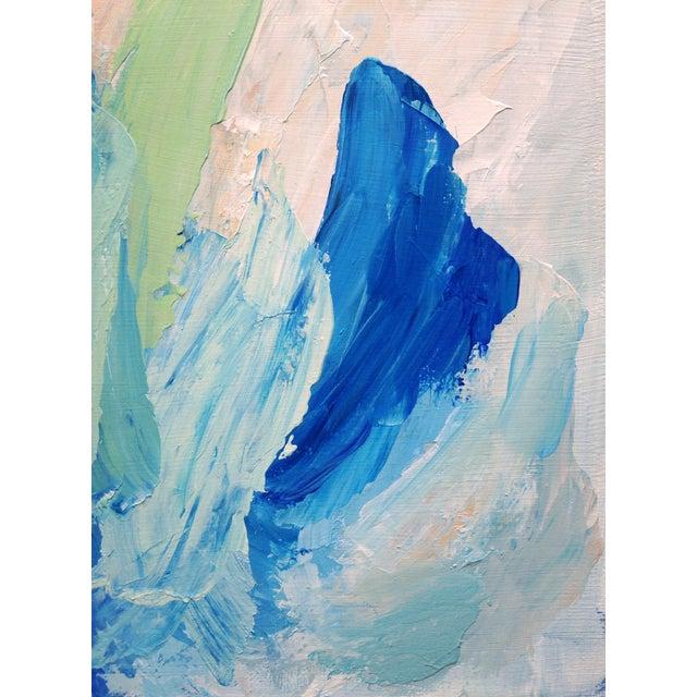 """Dani Schafer """"Quiet II"""" Original 2014 Painting - Image 5 of 8"""