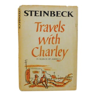 Travels with Charley by John Steinbeck, 1962