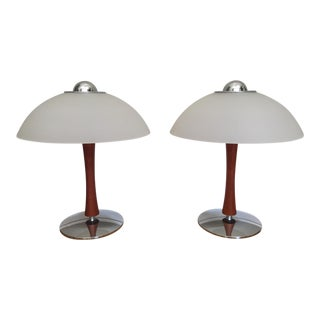 Artemide Arcadia Table Lamps - A Pair