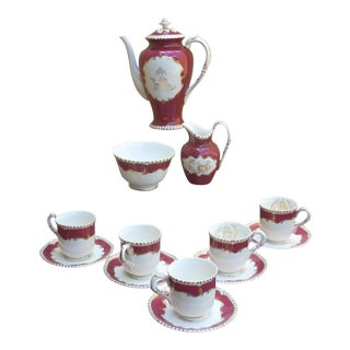 Royal Worcester Tea Service
