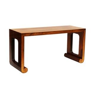 Baker Furniture Rosewood Console or Desk