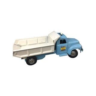 1950's Buddy L Hydraulic Toy Dump Truck